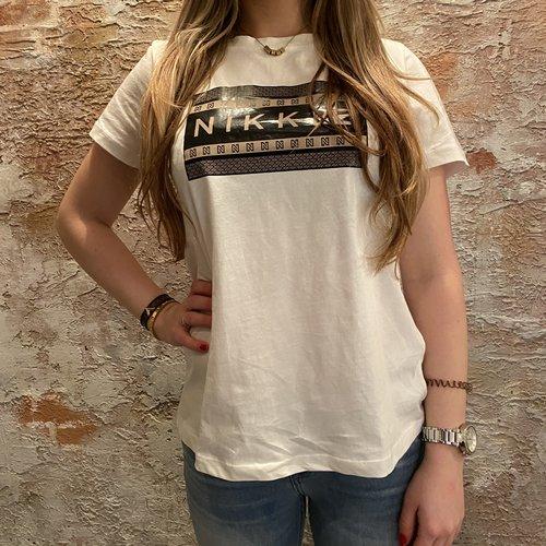 Nikkie Multi logo tshirt
