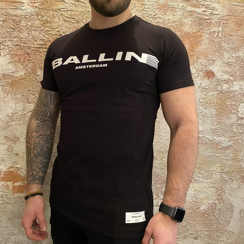 Ballin Amsterdam Printed chest black