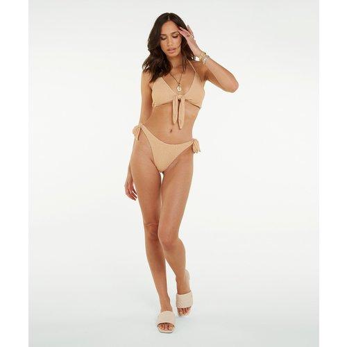 JoshV Zemora bikini broekje Latte