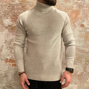 Solid Coltrui regular fit light grey