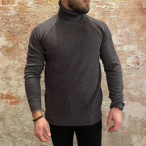 Solid Coltrui regular fit  dark grey