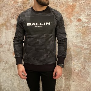 Ballin Amsterdam Camo sweater