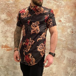 SikSilk Resort shirt
