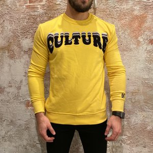 Xplct Sweater Culture yellow