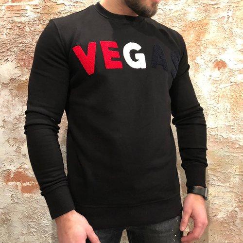Xplct Sweater black Vegas