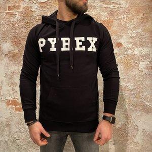 Pyrex Hoodie sweater black