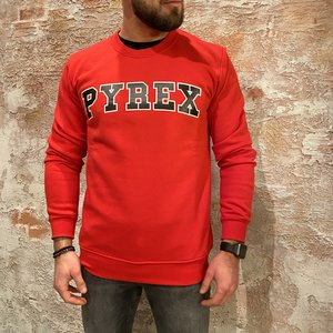 Pyrex Sweater red
