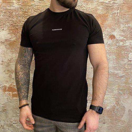 Purewhite Snake Print t-shirt