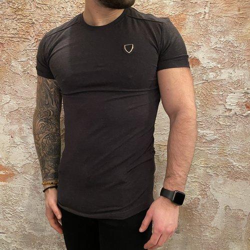 Antony Morato Stretch tshirt grey