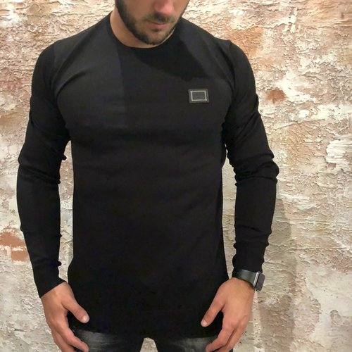 Antony Morato Stretch pullover black