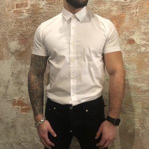 Antony Morato Shirt korte mouw white