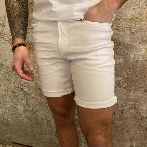 Solid Solid Short Ryder white