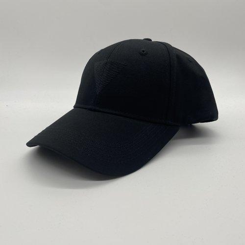 Purewhite Cap Black