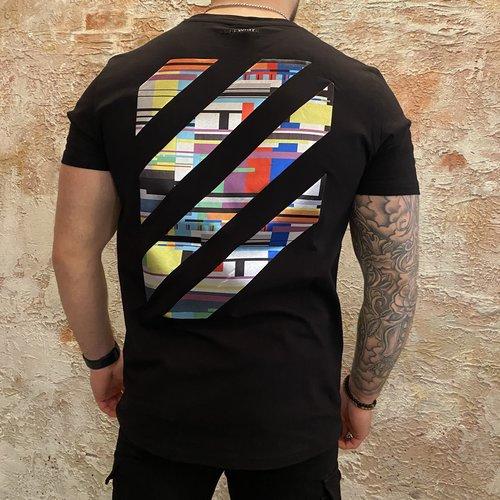 Purewhite T-shirt Color Black