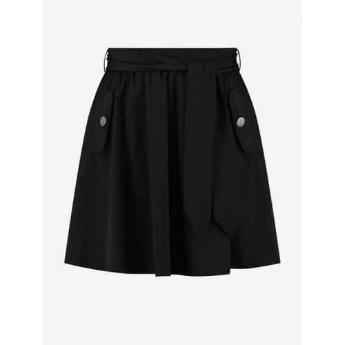 Nikkie Suzy Tility skirt black