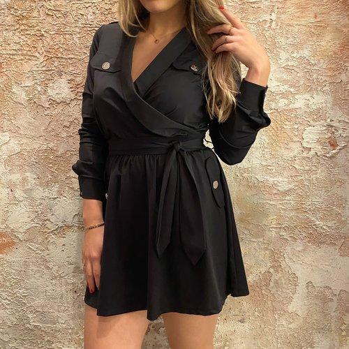 Nikkie Suzy Utility top black