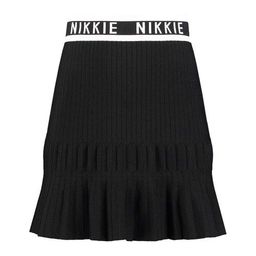 Nikkie Janne skirt black