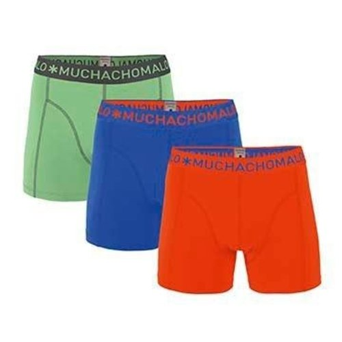 Muchachomalo 3 pack solid 229