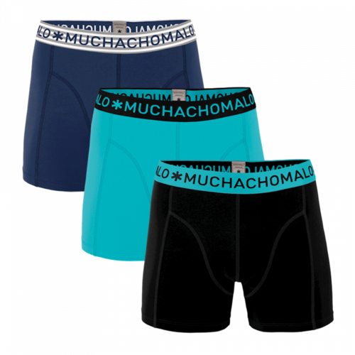Muchachomalo 3 pack solid 228