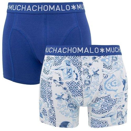Muchachomalo 2 pack Delft blue