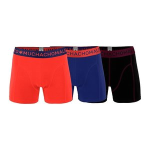 Muchachomalo 3 pack solid 201