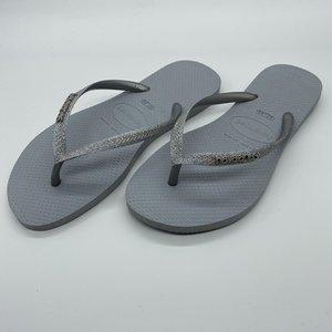 Havaianas Slim glitter grey