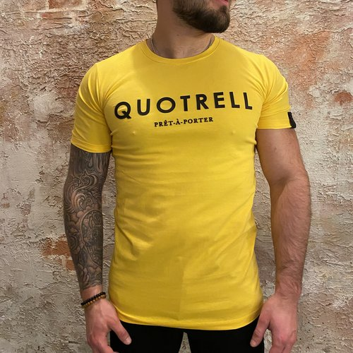 Quotrell Yellow Pret-a-Porter