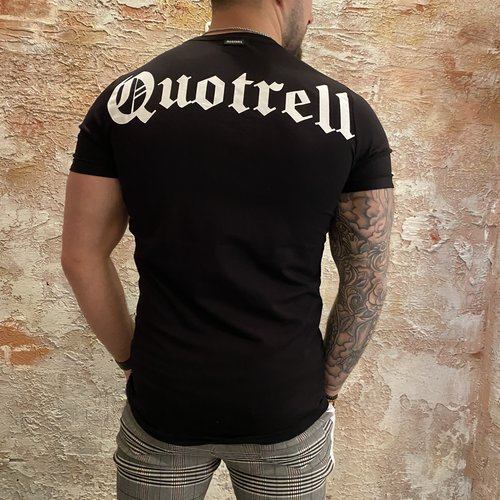 Quotrell Wing T-shirt Black
