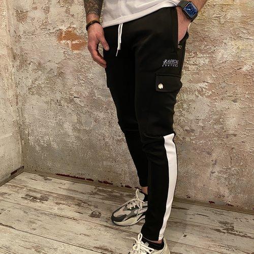 Radical Trackpants Cargo Black/White