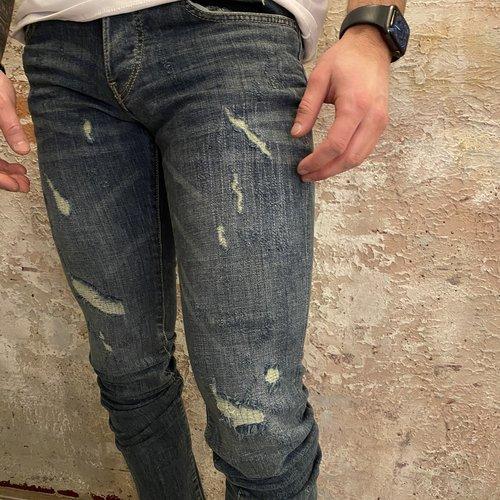 Xplct Future jeans dark blue