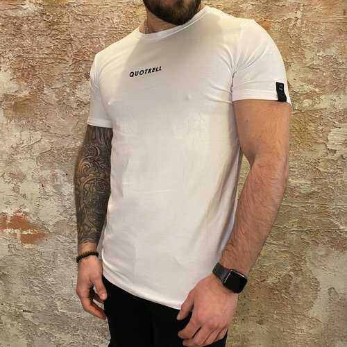 Quotrell Wing t-shirt 2.0 White