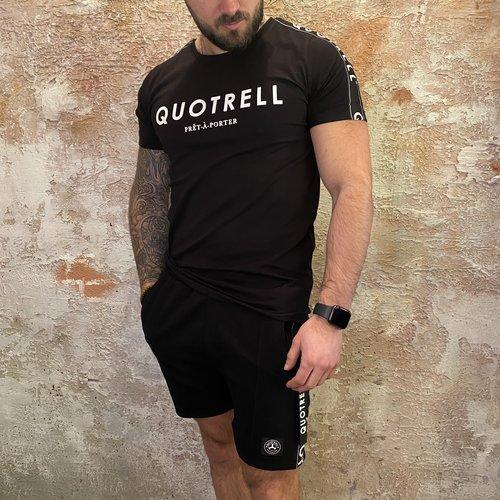 Quotrell General T-shirt Black