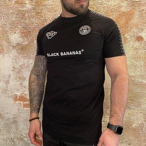 Black Bananas Hexagon tshirt black