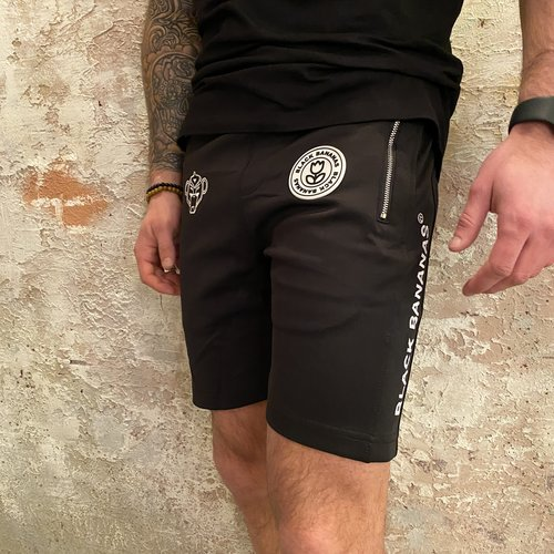 Black Bananas FC short black