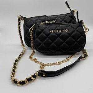 Valentino by Mario Valentino Ocarina crossbody bag nero