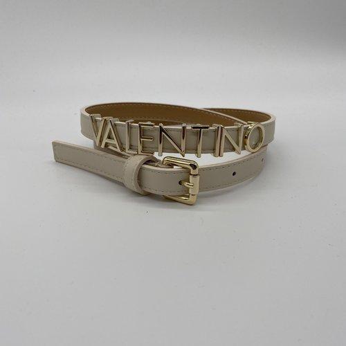 Valentino by Mario Valentino Emma belt ecru