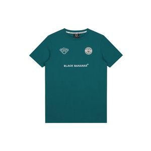 Black Bananas FC tshirt green