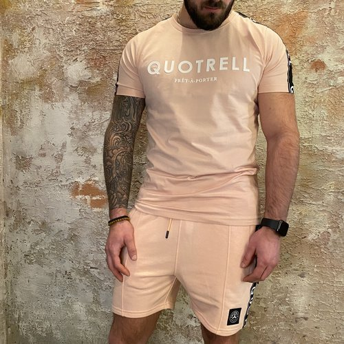 Quotrell General T-shirt Pink