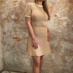 JoshV Regine dress beige