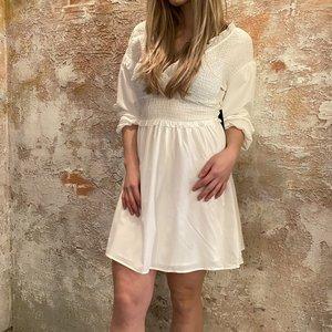 NAKD mini dress white