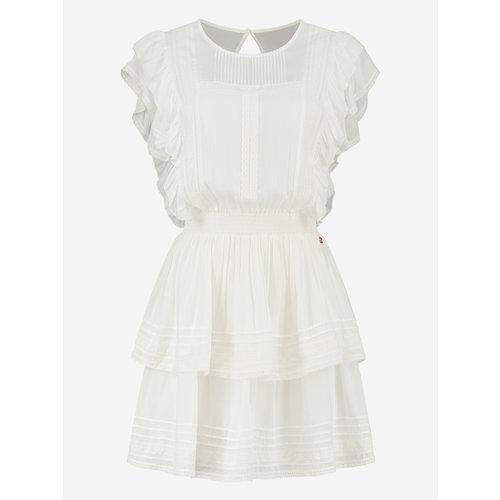 Nikkie Samiya Dress Off White
