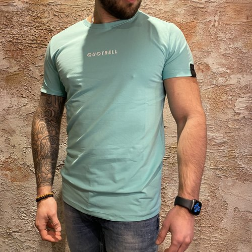 Quotrell Wing T-shirt 2.0 Mint