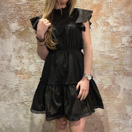 Have2have jurkjes Jurkje hoge hals zwart