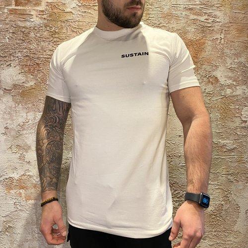 Sustain regular t-shirt offwhite 2104