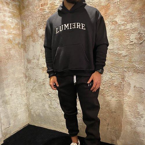 Lumiere Tracksuit Black