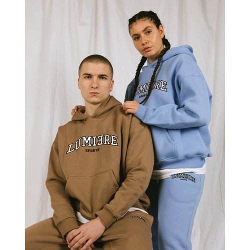 Lumiere Lumi3re Tracksuit Brown