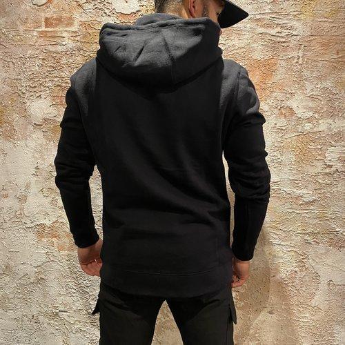 Sueno hoodie zwart