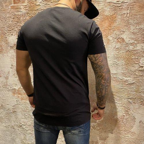 Deus t-shirt aloha black