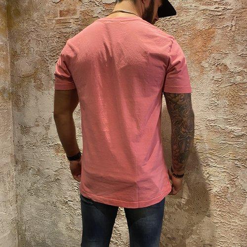 Deus t-shirt raptura rose