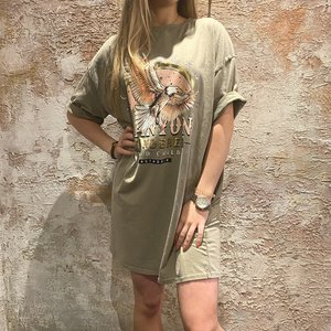 Have2have jurkjes Tee dress Canyon